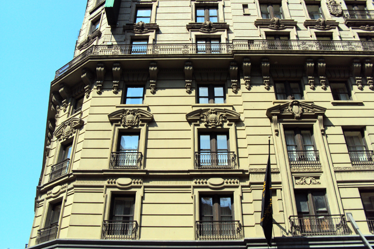 Hotel Martinique 53 West 2nd Street New York History